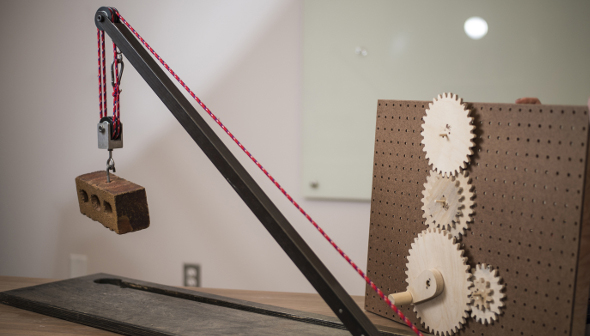 Pulleys and Gears: Wonderful Machines