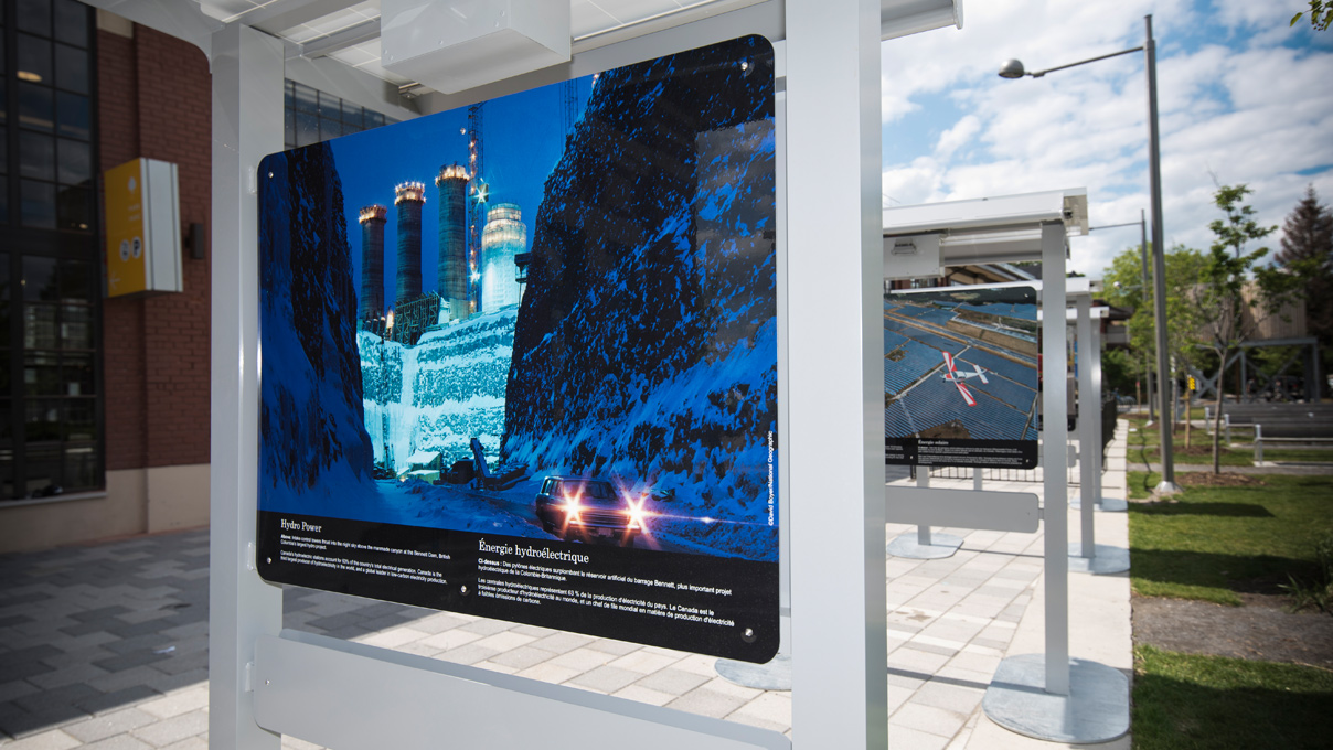 traveling exhibitions climate change